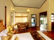 accommodation in thekkady