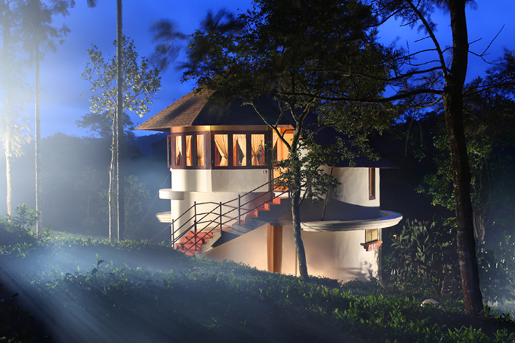 Circular Cottages Thekkady Best Honeymoon Cottages Kerala