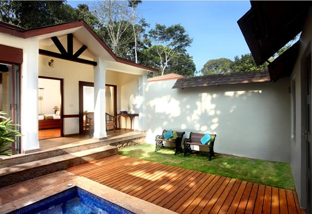 Photo gallery attractions thekkady treehouses munnar Resorts in kerala with swimming pool